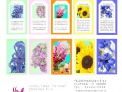 Label Bloemenbetekenis 3