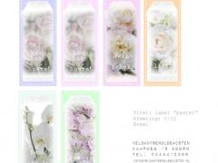 Label Pastel